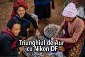 Triunghiul de Aur cu Nikon DF