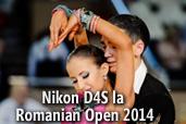 Nikon D4S la Romanian Open 2014 -  de Valentin Tulea