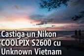 Castiga un Nikon COOLPIX S2600 cu Unknown Vietnam, de Stelian Pavalache