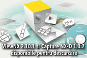 ViewNX 2.10.1 si Capture NX-D 1.0.2 disponibile pentru descarcare