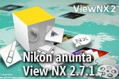 Nikon anunta ViewNX 2.7.1
