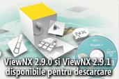ViewNX 2.9.0 si ViewNX 2.9.1 disponibile pentru descarcare
