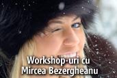 Primele workshop-uri din 2015 cu Mircea Bezergheanu: Cetatea Carului si Sf. Ana