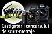 Castigatorii concursului de scurt-metraje