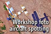 Workshop foto aircraft spotting