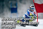 Workshop-urile Sporturi de iarna din Poiana Brasov  in imagini