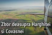 Zbor deasupra Harghitei si Covasnei - Dragos Asaftei