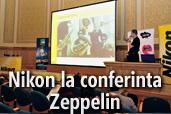 Nikon la conferinta Zeppelin despre trend-uri digitale in arhitectura