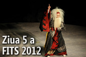 Ziua 5 a Festivalului International de Teatru de la Sibiu